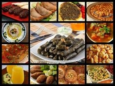 cuisine from palestine