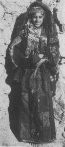 Southern Coastal Plains bride c. 1932-3 (Olga Tufnell)