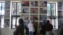 Gaza Graffiti Exhibition, Bir Zeit Univesity